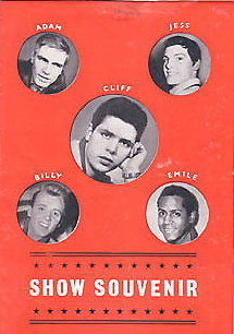Show souvenir 1961. Full page photos and information on : EMILE FORD,